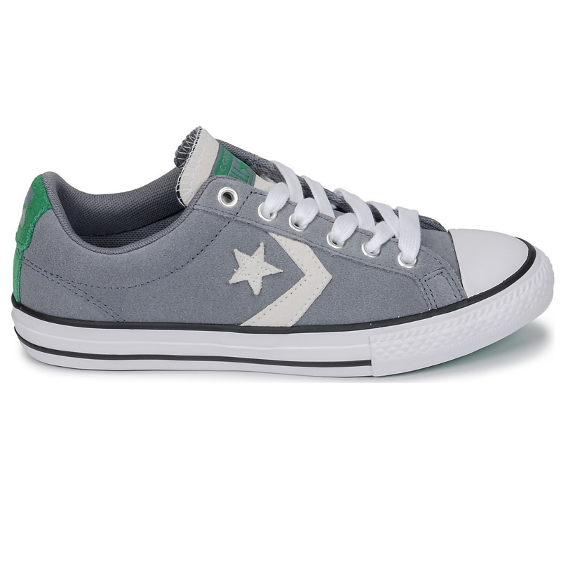 STAR PLAYER OX COOL GREY/GREEN/WHITE